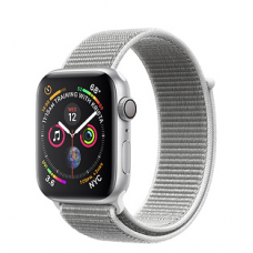 Relógio Apple Watch Serie 4 Caixa de 44 mm Silver Aluminum