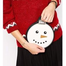 Bolsa Snowman