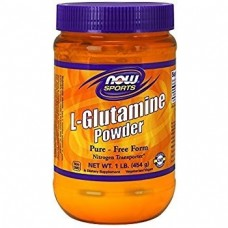 Now Sports L-Glutamine Powder Glutamina em Pó 1kg