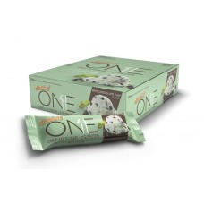 ONE Protein Bar - Barra De Proteína - Mint Chocolate Chip (12 unidades)