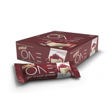 ONE Protein Bar - Barra De Proteína - White Chocolate Raspberry (12 unidades)