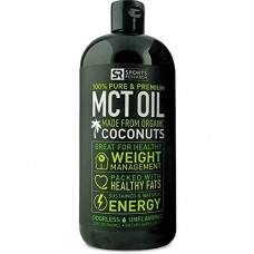 Sports Research Premium MCT Oil Derived Only From Organic Coconuts