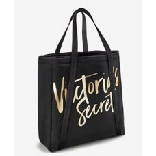 Victoria's Secret Bolsa Tote Limited Edition Black and Gold