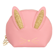 Too Faced Necessaire Cool Not Cruel Bunny Makeup Bag