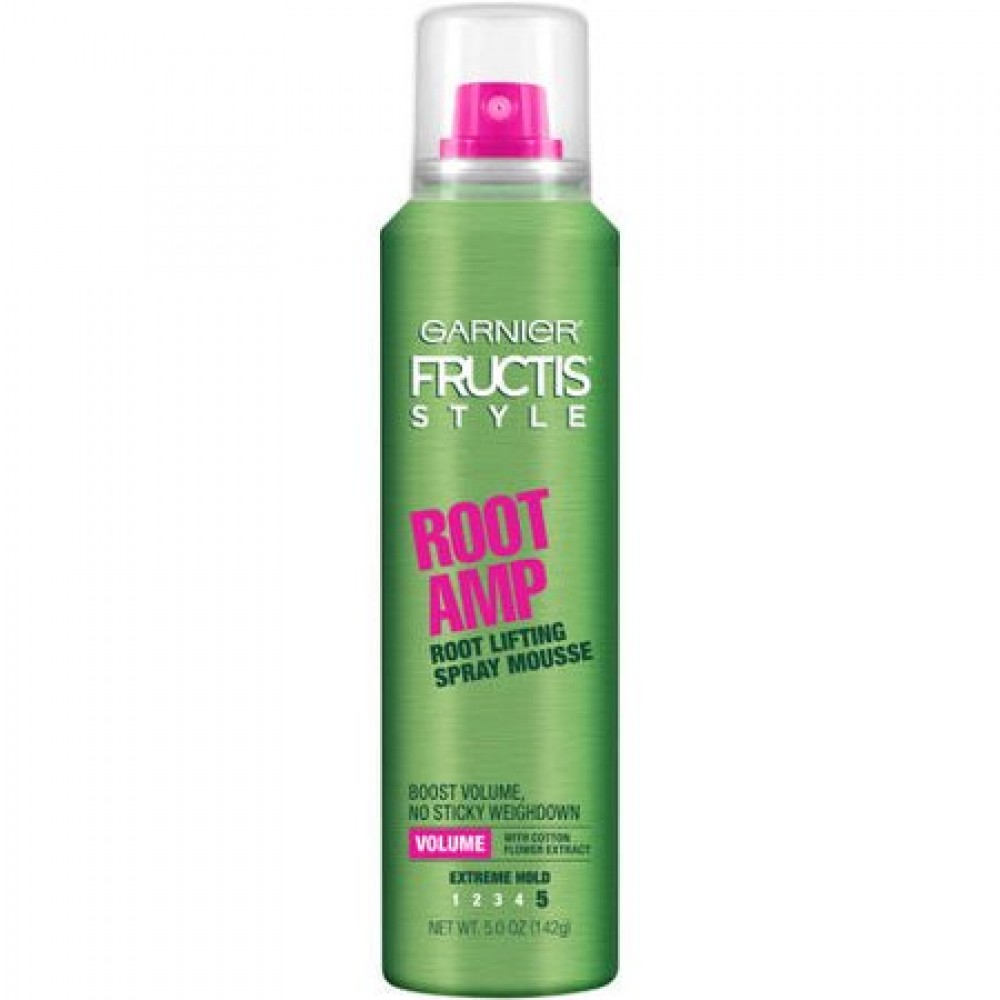 Garnier Fructis Mousse Spray Style Amp Root Lifting