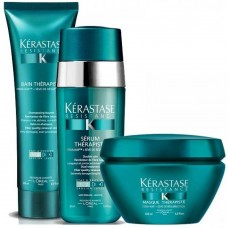 Kérastase Therapiste Kit Shampoo 250ml + Máscara 200ml + Serum 30ml