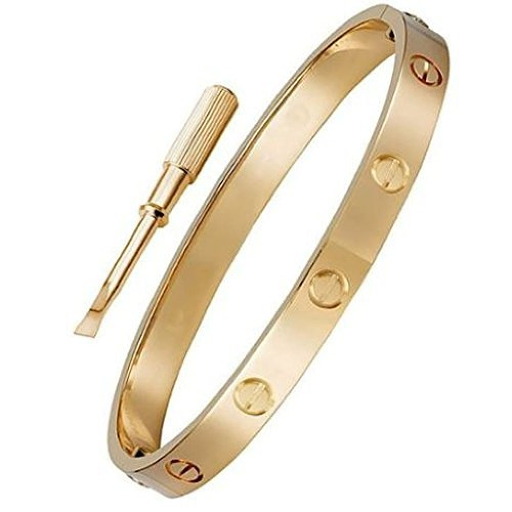 Cartier Bracelete Love Inspired