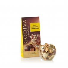 Godiva Chocolatier Wrapped Milk Chocolate Caramels