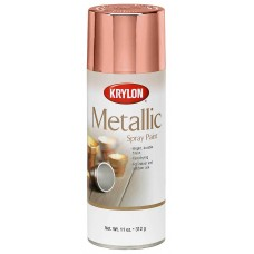 Krylon Tinta Metálica Spray Rose Gold Copper