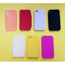 Case de Silicone iPhone 4/4S