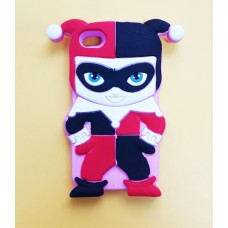Case iPhone 4/4S Harley Quinn Arlequina