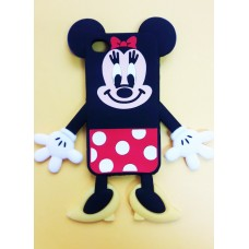 Case iPhone 4/4S Minnie Mouse Disney