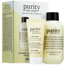 PHILOSOPHY A Pure Start: Cleanse & Hydrate Duo Hidrante