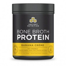Ancient Nutrition Bone Broth Proteína - Banana Creme