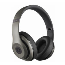 Beats Headphones Studio Titanium Headphones | Beats by Dr. Dre