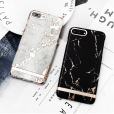 Case Capa Marble Mármore Gold