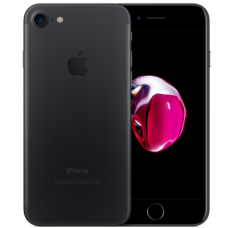 iPhone 7 - Desbloqueado Preto Matte - 128GB - Seminovo