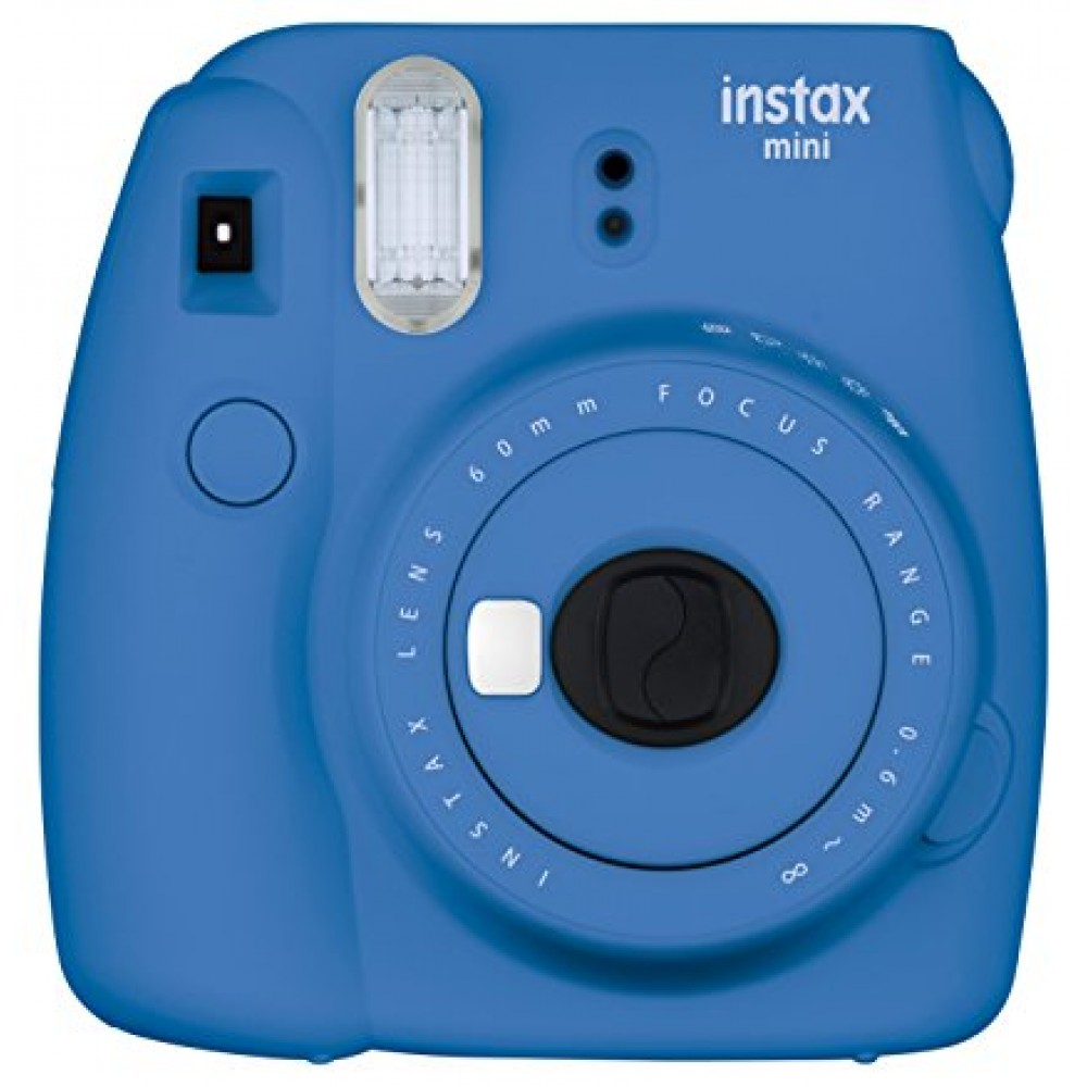 Fujifilm Instax Mini 9 Instant Film Camera (5 cores)