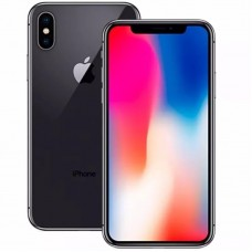 iPhone X 64GB Preto Desbloqueado