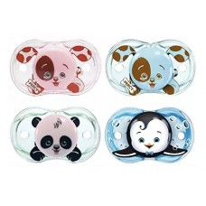 RaZbaby Keep-It-Kleen Pacifier (4 opcoes de animais)