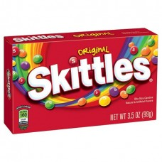 Skittles Original Candy Theater Box - 3.5oz
