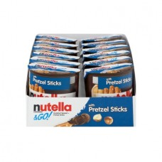 Nutella & Go! Pretzel Sticks (12 unidades)