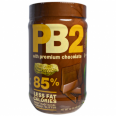 Manteiga De Amendoim PB2 Bell Plantation Sabor Chocolate