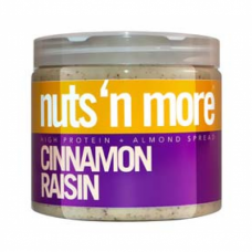 Nuts 'N More High Protein Almond Spread Cinnamon Raisin