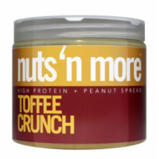 Nuts 'N More High Protein Peanut Spread Toffee Crunch