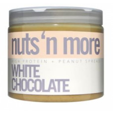 Nuts 'N More High Protein Peanut Spread White Chocolate