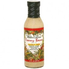 Walden Farms Molho Creamy Bacon Dressing 355ml