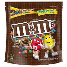 M&M'S Milk Chocolate Candy Party