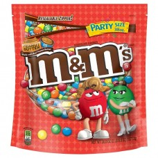 M&M'S Peanut Butter Chocolate Candy Party