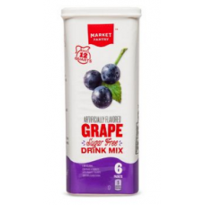 Market Pantry Sugar-Free Grape Lemonade Drink Mix 6 Count
