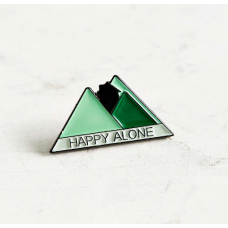 Pin Happy Alone