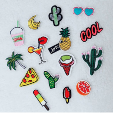 Kit Summer 15 Patches