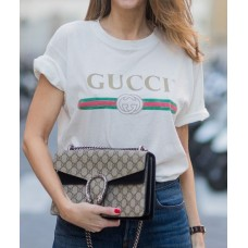 T-shirt Gucci Logo Vintage Inspired