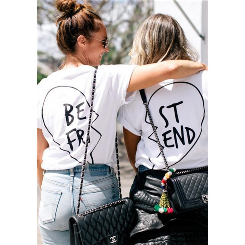 BYDI Kit Camisetas T-shirts Best Friends