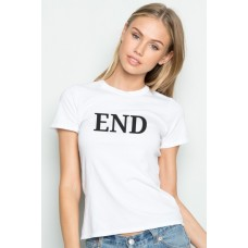 BYDI Camiseta T-shirt END