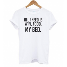 BYDI Camiseta T-shirt All I Need