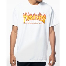T-shirt Thrasher Flame Logo Inspired (cores)