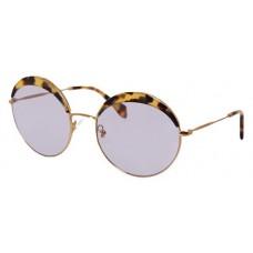 e564b642ed9fa New Oculos Miu Miu Round lente clara
