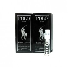 Amostra POLO Black by Ralph Lauren 1.5ml