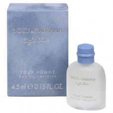 Perfume Dolce Gabbana Light Blue 4.5ml
