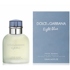Perfume DOLCE & GABBANA Masculino LIGHT BLUE EAU DE TOILETTE SPRAY