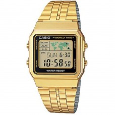 Relogio Casio Ref. A500WGA-1DF World TIME