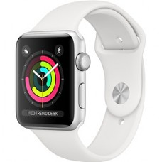 Relogio Apple Watch Serie 3 Caixa de 42 mm Prateada de Aluminio - Semininovo