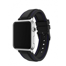 Apple Watch Pulseira Bracelete Black/Blue
