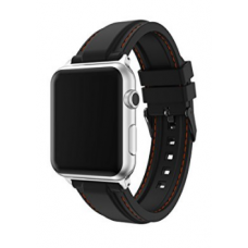 Apple Watch Pulseira Bracelete Black/Red