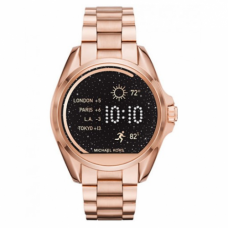 Michael Kors Access Bradshaw Rose Gold-Tone